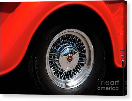 Into Summer Canvas Print by Ronald Hoggard