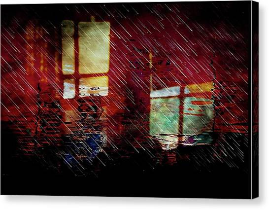 Introspection Canvas Print