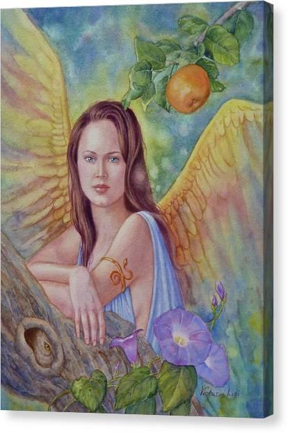 Invitation Canvas Print