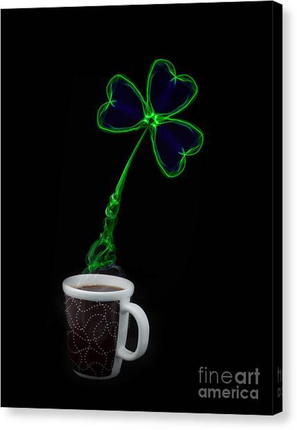 Irish Coffee Canvas Print