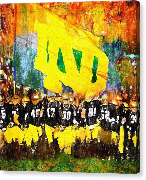 Touchdown Jesus Canvas Prints   Fine Art America
