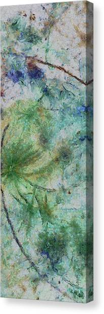 Cal Poly Canvas Print - Irisroot Trance  Id 16101-045420-51260 by S Lurk