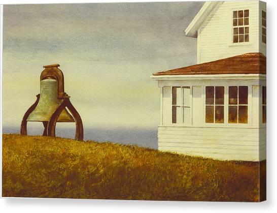 Island Museum Canvas Print