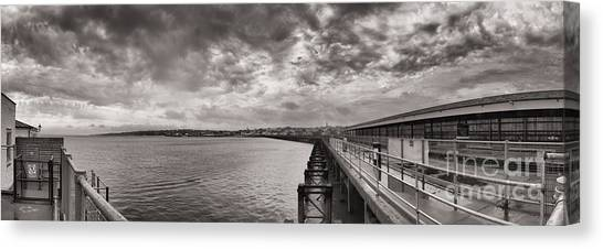 Island Panorama - Ryde Canvas Print