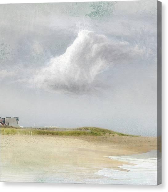 Island Sky Canvas Print