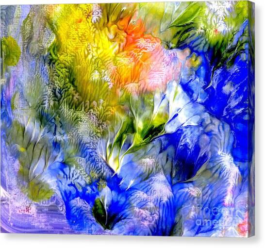 Island Spring Canvas Print