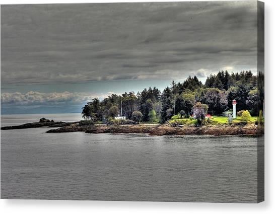 Island Summer Canvas Print