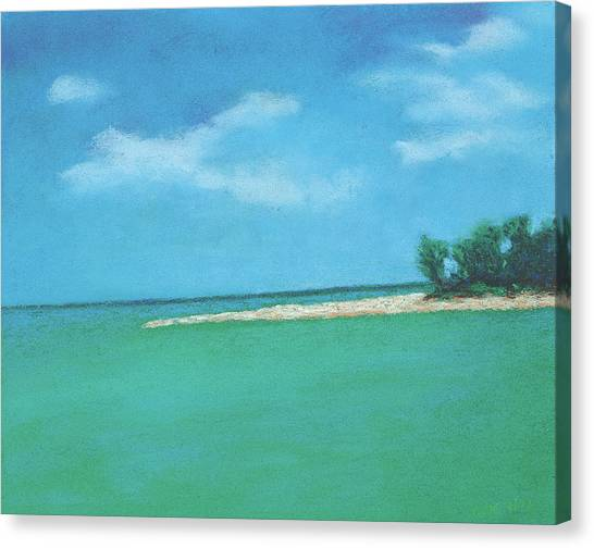 Island Time Canvas Print