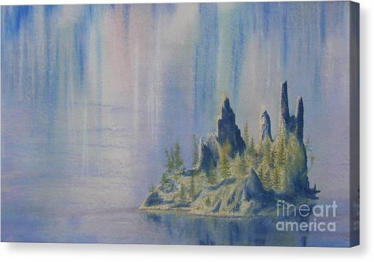 Isle Of Reflection Canvas Print