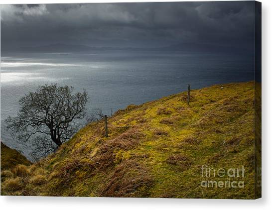 Scotland Canvas Print - Isle Of Skye Views by Smart Aviation