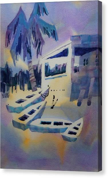 Isles Des Saintes Canvas Print