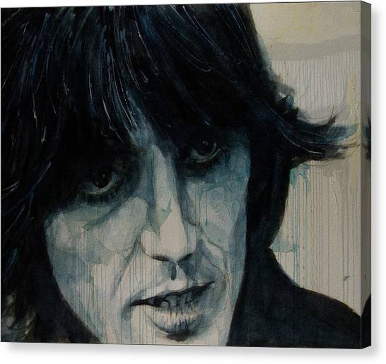 George Harrison Canvas Print - Isn't It A Pity  by Paul Lovering
