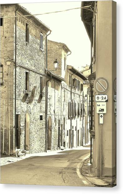 Canvas Print - Italy In The Afternoon by Slawek Aniol