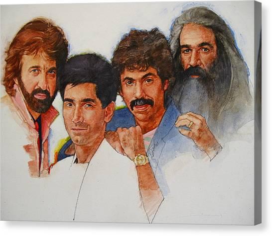 Its Country 4 - Oakridge Boys Canvas Print