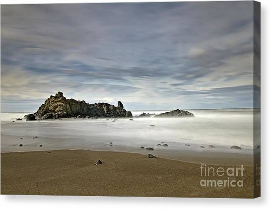 Canvas Print featuring the photograph Its Only A Dream by Craig Leaper