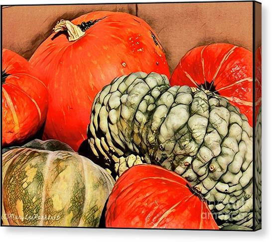 It's Pumpkin  Season Canvas Print