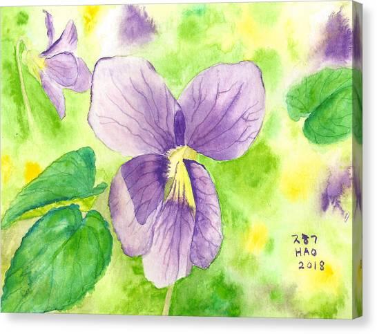 It's Spring Canvas Print