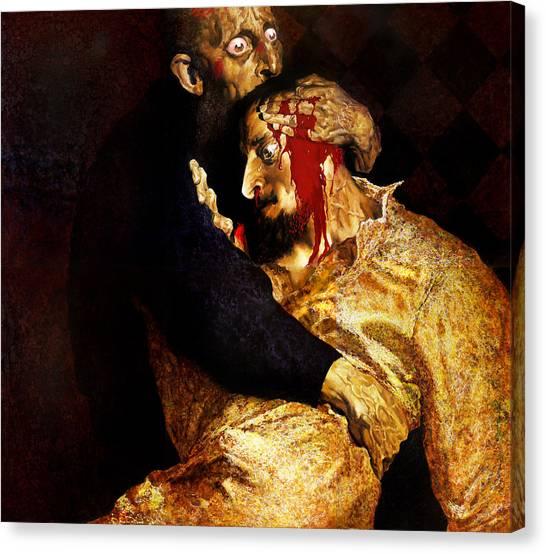 Ivan Canvas Print
