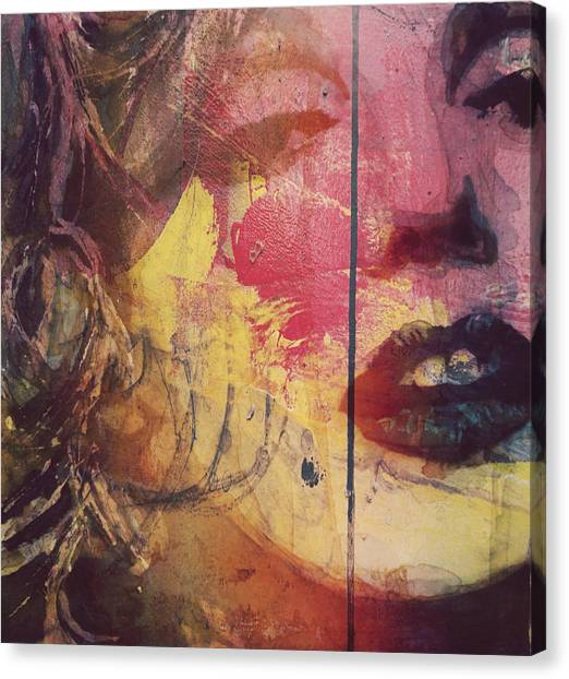 Goddess Canvas Print - I've Seen That Movie Too by Paul Lovering
