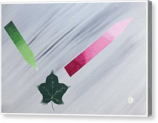 Alpha Kappa Alpha Canvas Print - Ivy In Ivy Out by Cedric Wells