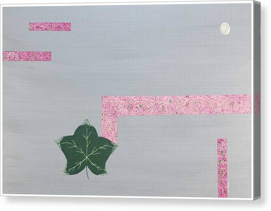 Alpha Kappa Alpha Canvas Print - Ivy Step by Cedric Wells