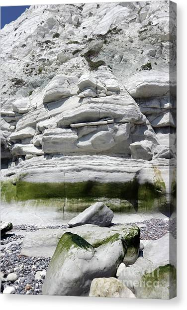 Jabba The Hutt Canvas Print - Jabba The Hutt Rock Formation by Julia Gavin