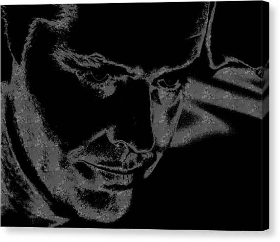 Jack Nicholson Canvas Print - Jack Nicholson 2 by Emme Pons