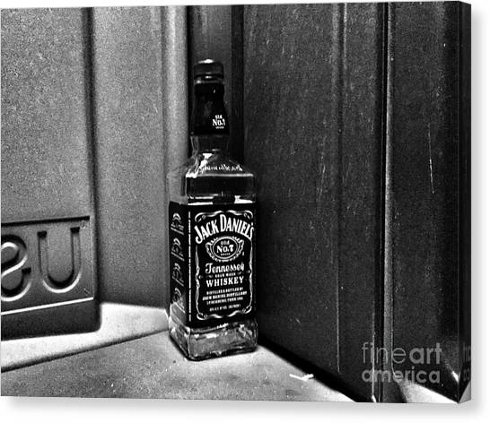 Jacked Up Canvas Print
