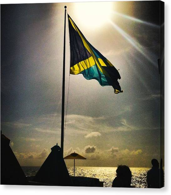 Jamaican Canvas Print - Jamaica by Kylie  Scott