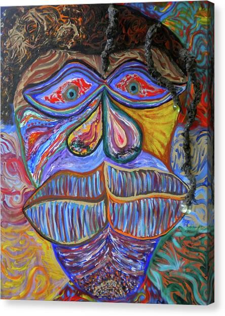 Jamaican Me Crazy Canvas Print