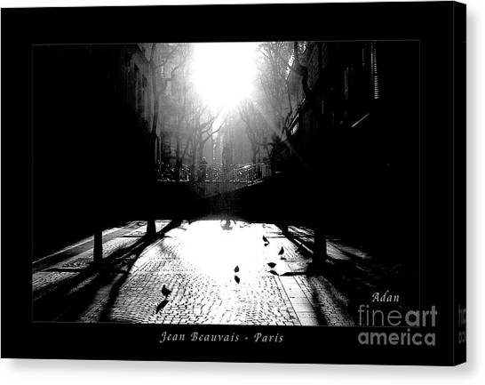 Jean Beauvais Paris Canvas Print