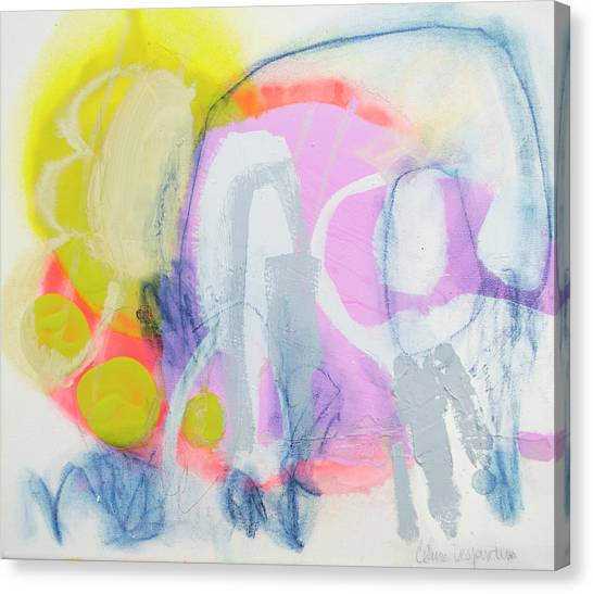 Canvas Print - Jeanette by Claire Desjardins