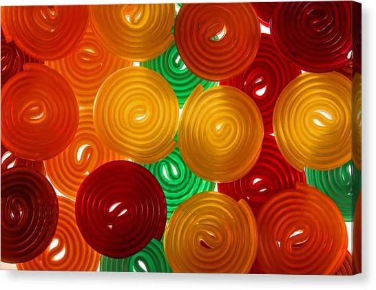 Jello Canvas Print