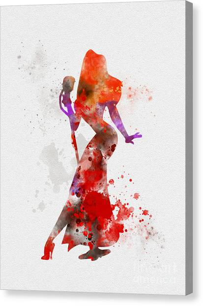 Who Framed Roger Rabbit Canvas Prints | Fine Art America