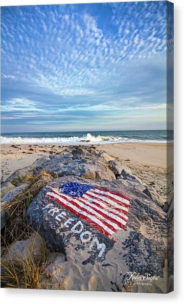 Jetty Four Beach Canvas Print