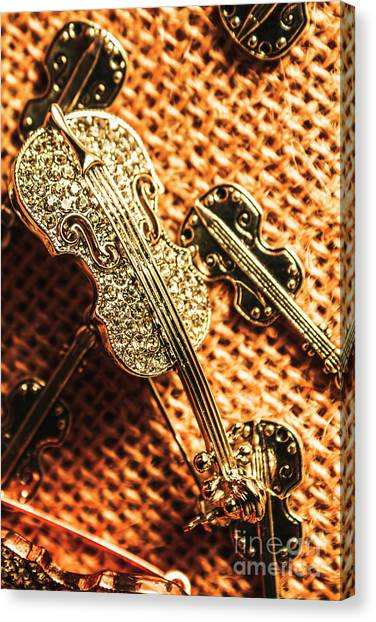 Present Canvas Print - Jewellery Concerto by Jorgo Photography - Wall Art Gallery