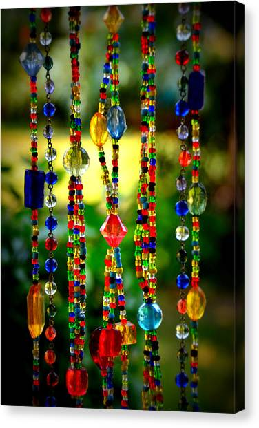 Jewels In The Sun Canvas Print