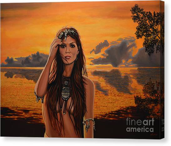 Central America Canvas Print - Jewels Of Costa Rica by Paul Meijering
