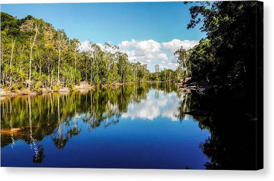 Jim Jim Creek - Kakadu National Park, Australia Canvas Print