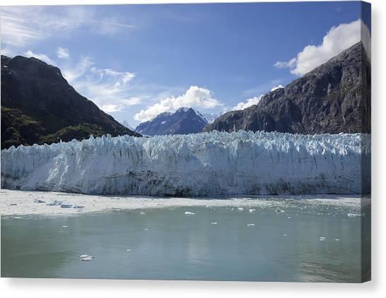 John Hopkins Glacier 14 Canvas Print