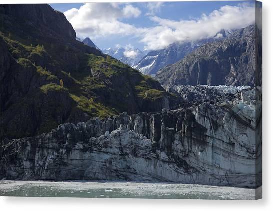 John Hopkins Glacier 15 Canvas Print