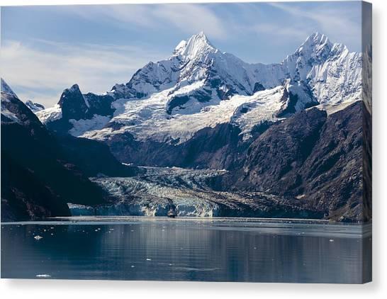 John Hopkins Glacier 3 Canvas Print
