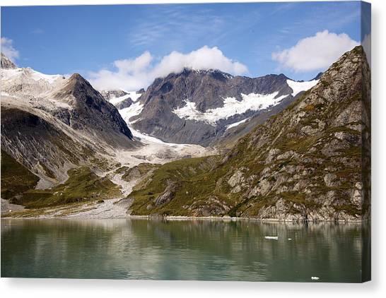 John Hopkins Glacier 5 Canvas Print