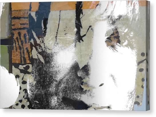 Musician Canvas Print - John Lennon - In My Life  by Paul Lovering