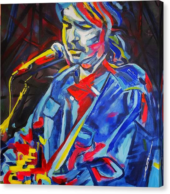 John Prine #3 Canvas Print