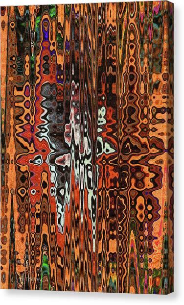 Jojo Abstract Canvas Print