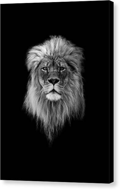Syracuse University Canvas Print - Joshua In Black And White by Everet Regal