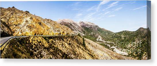 Geology Canvas Print - Journey Into The Wild West by Jorgo Photography - Wall Art Gallery