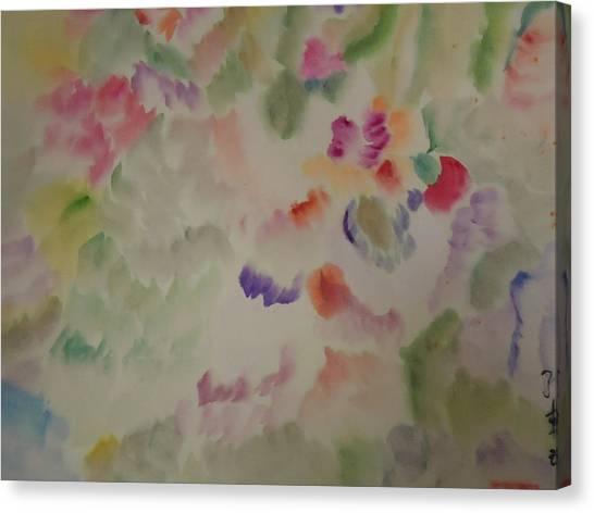 Joy 003 Canvas Print