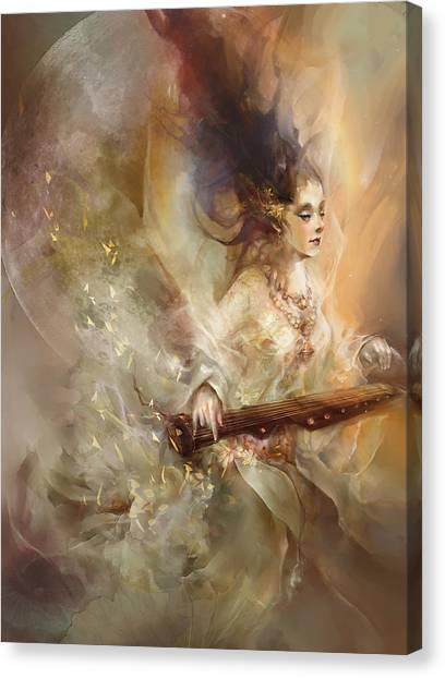 Joyment Canvas Print